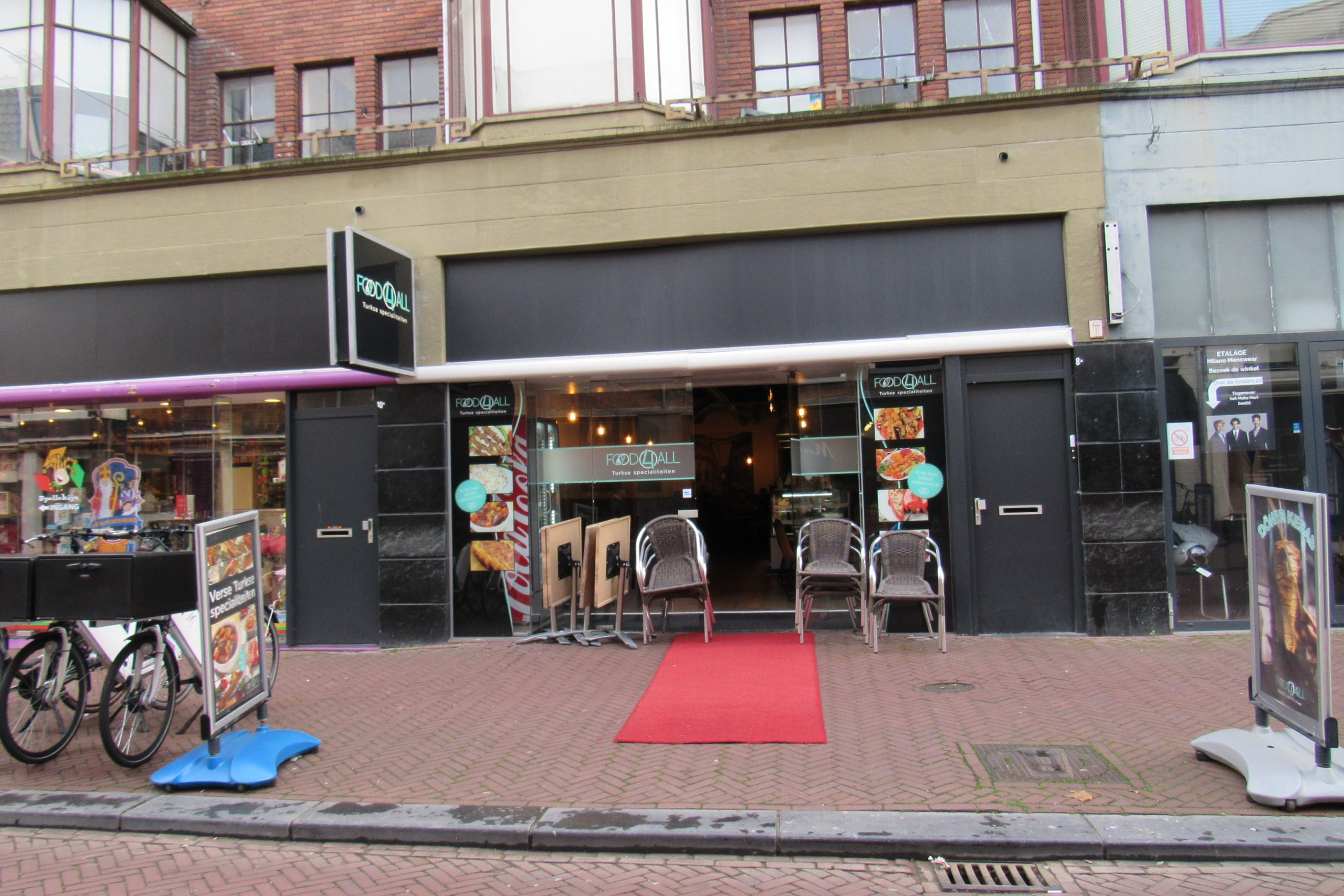 Afhaal-Bezorg Bedrijf Leeuwarden .